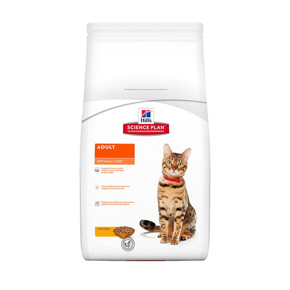 Hill's Optimal Care Adult Chicken