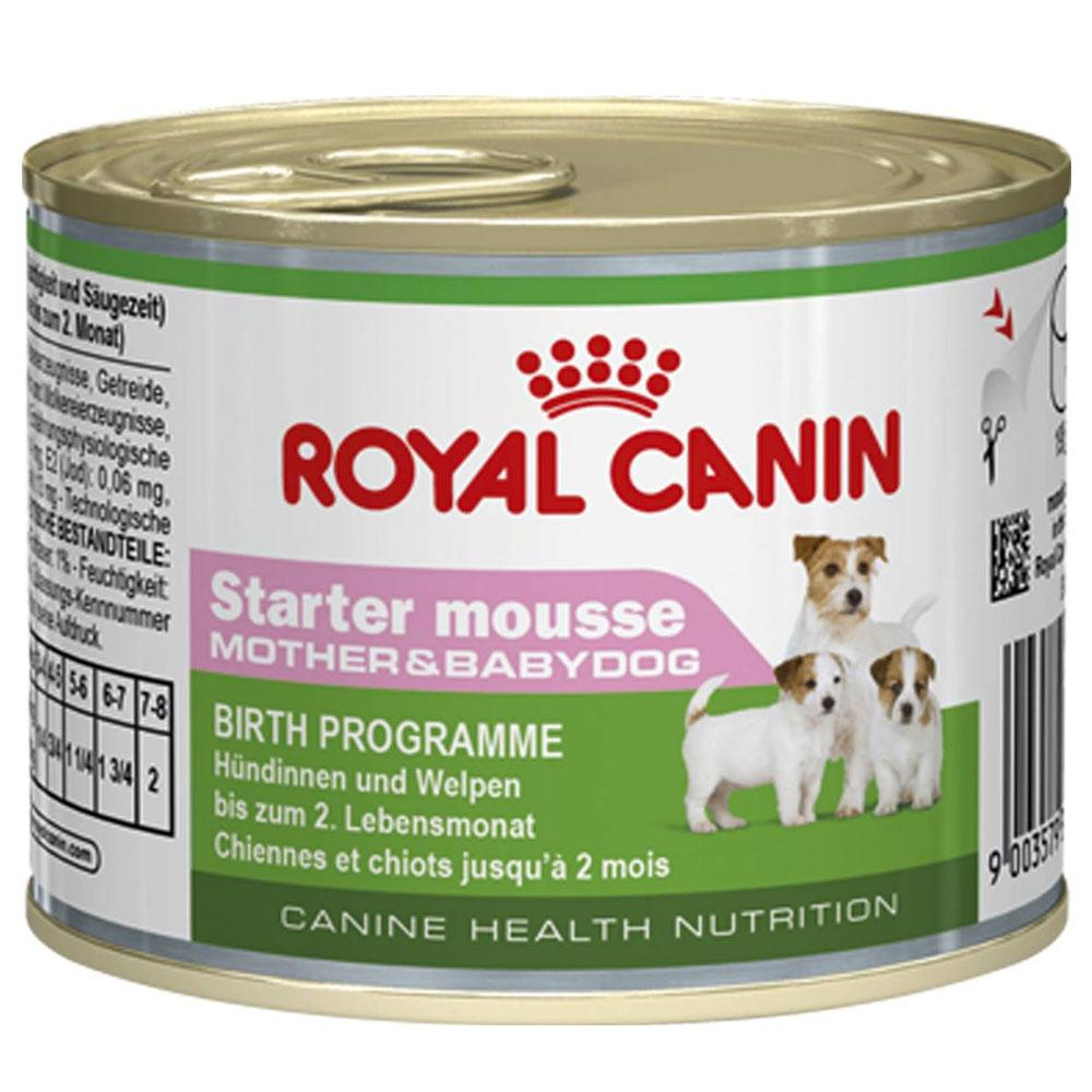 Royal Canin Canine Starter Mousse Mother and Babydog