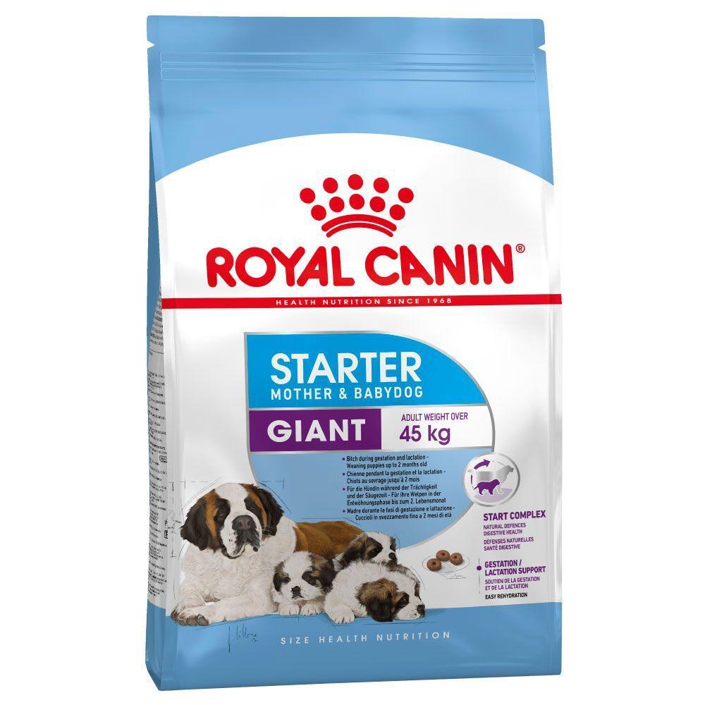 Royal Canin Giant Starter Mother and Babydog