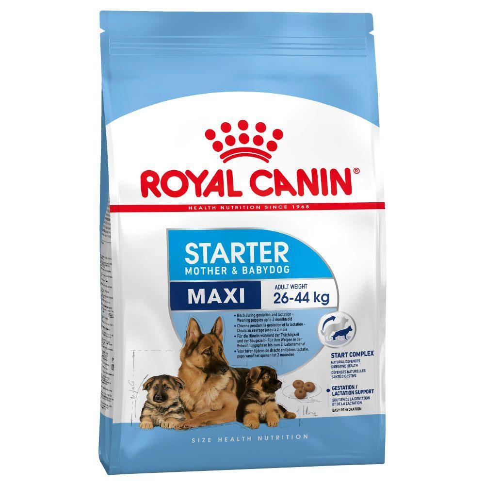 Royal Canin Maxi Starter Mother and Babydog