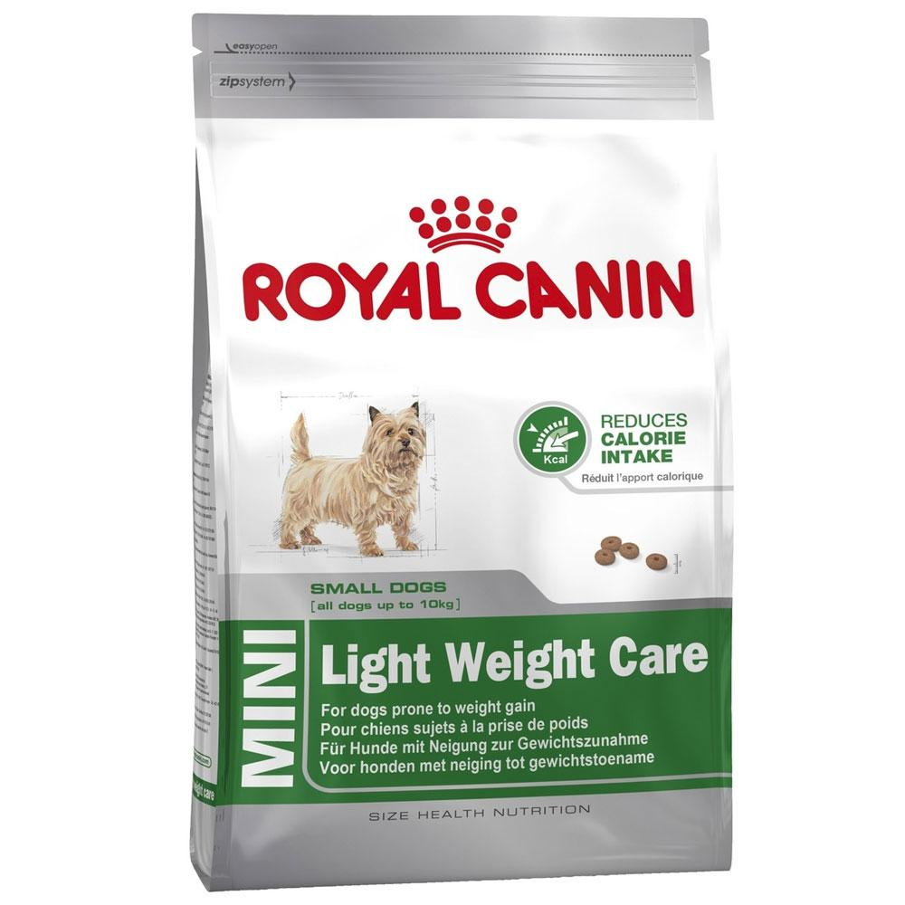 Royal Canin Mini Light Weight Care Dog Food For Overweight