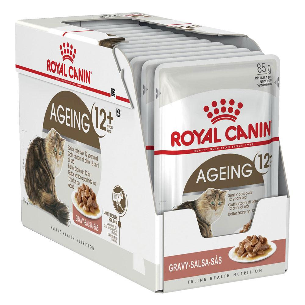 Royal Canin Ageing +12 years pouch