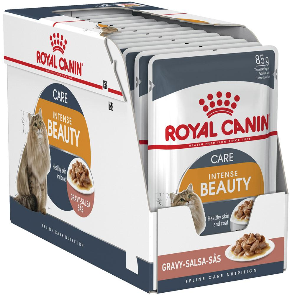 Royal Canin Feline Intense Beauty Pouch 85g pouch