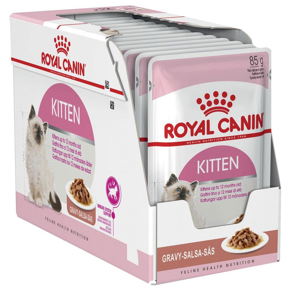 Royal Canin Kitten Instinctive Pouch