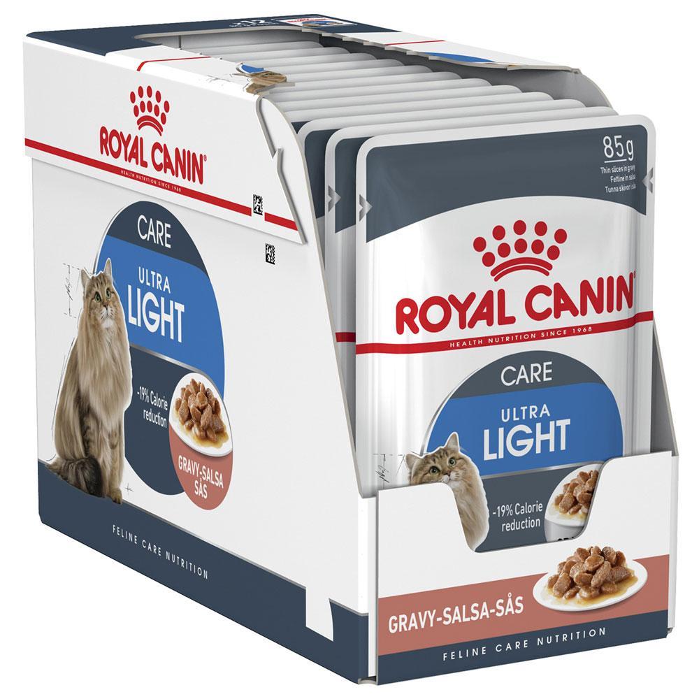 Royal Canin Feline Ultra Light pouch