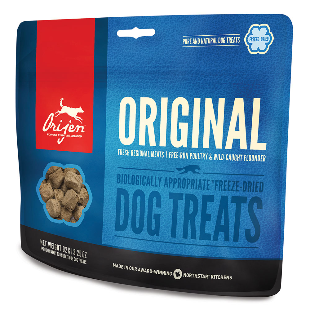 Orijen Original dog Freeze Dried Treats