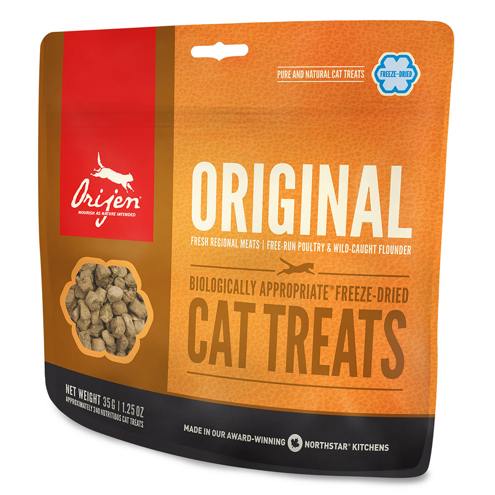 Orijen Original Cat Freeze Dried treats