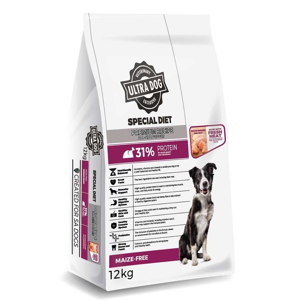 Ultra Dog Premium Small/Medium Puppy