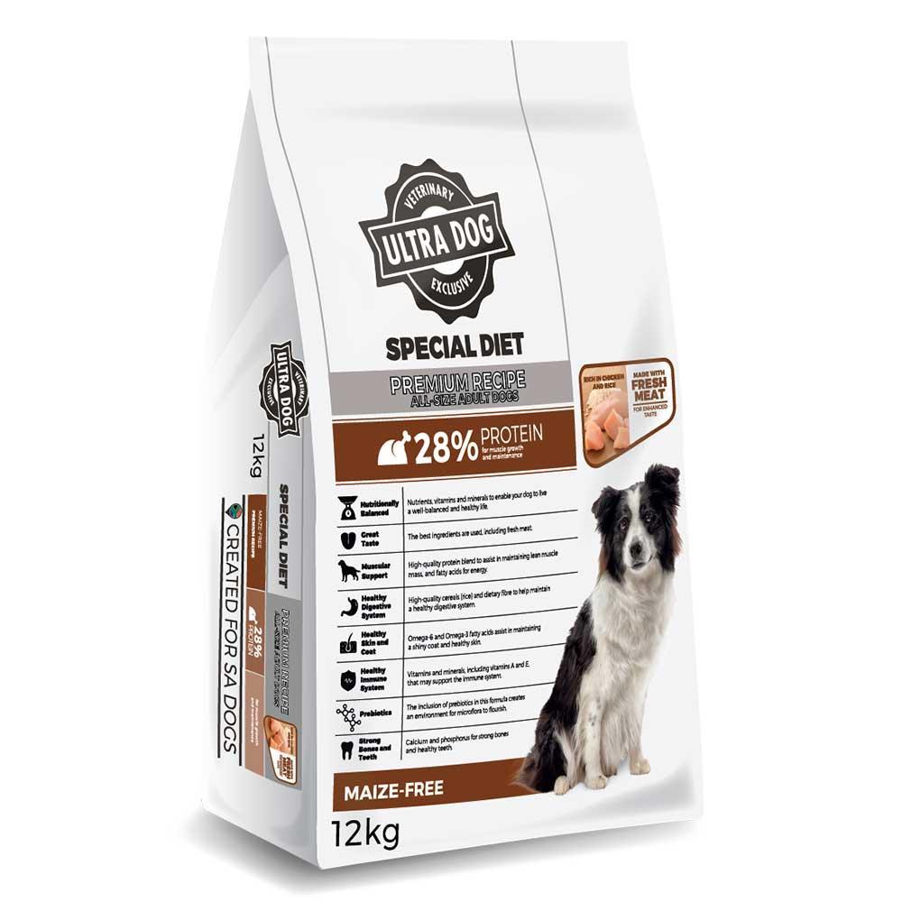 Ultra Dog Premium Small/Medium Adult