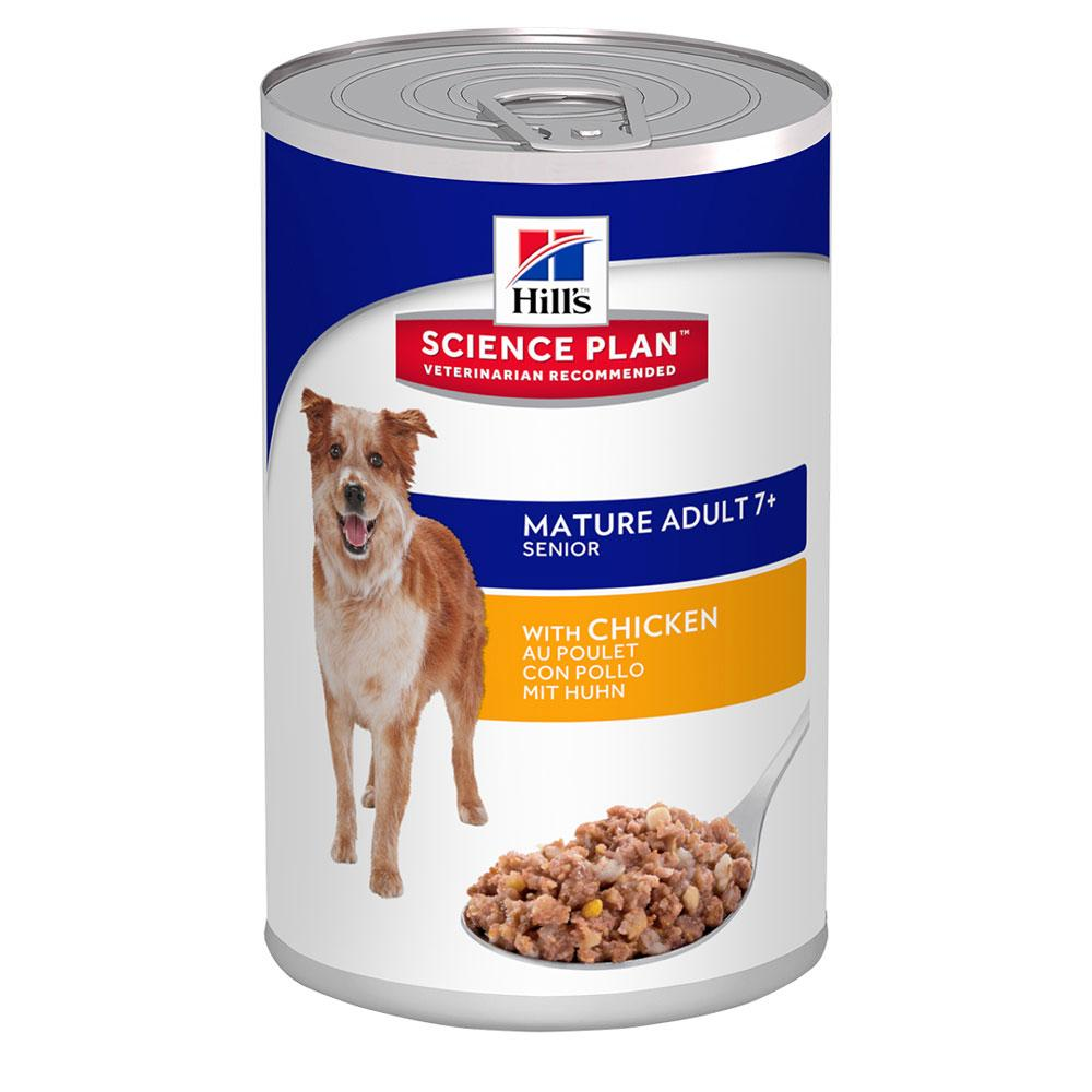 Hill's Canine Active Longevity Mature Adult Can - 370 g