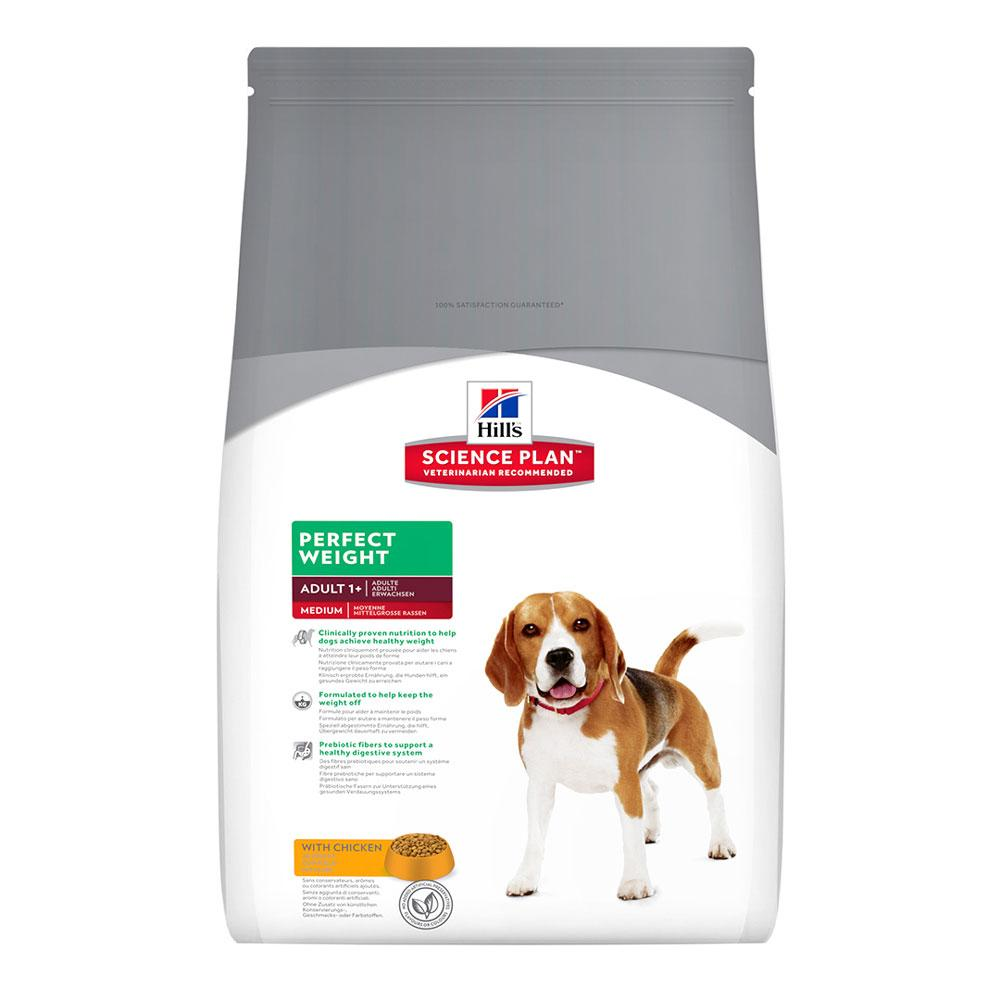 Hill's Canine Perfect Weight Medium Breed