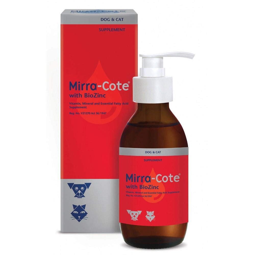 Kyron Mirra-Cote with Biozinc