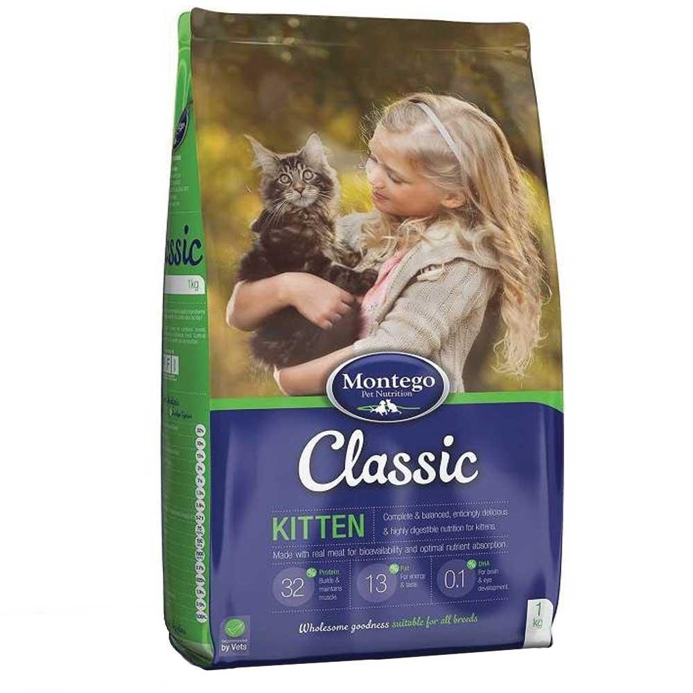 Montego Classic Kitten Chicken