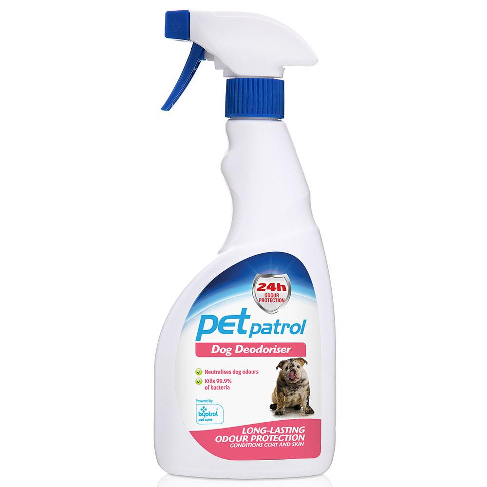 Pet Patrol Dog Deodoriser