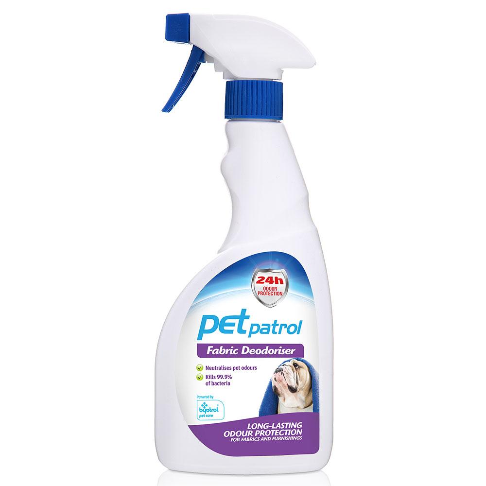 Pet Patrol Fabric Deodoriser