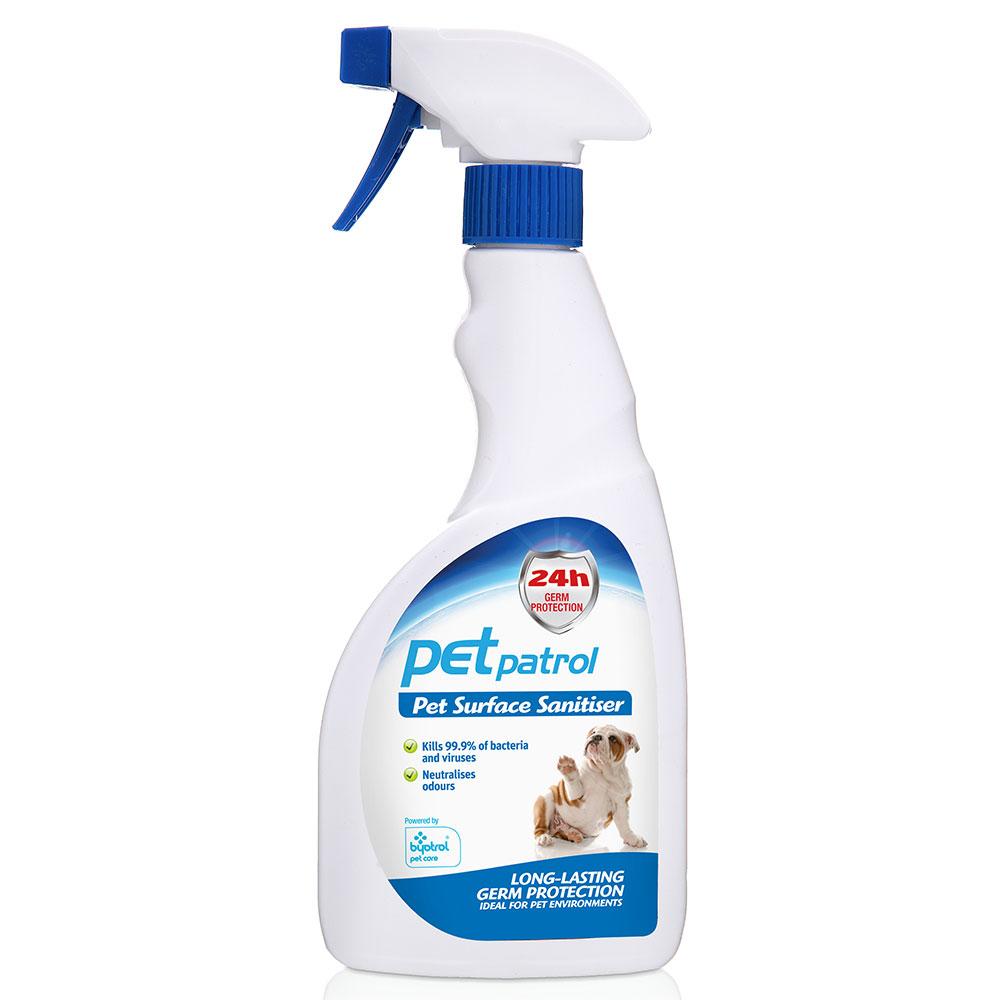 Pet Patrol Surface Sanitiser