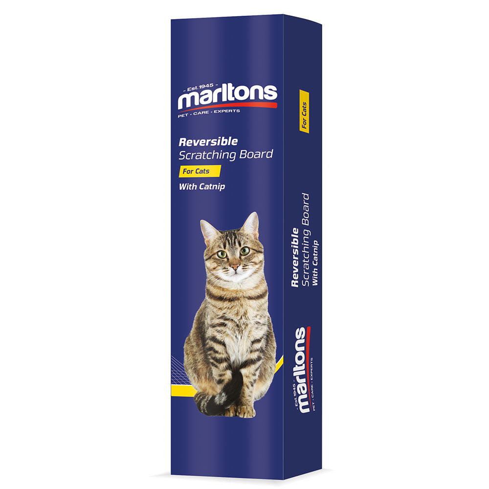 Marltons Scratching Post