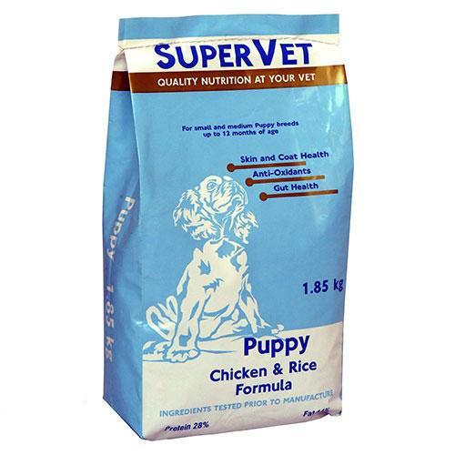 SuperVet Puppy