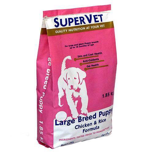 SuperVet Large Breed Puppy