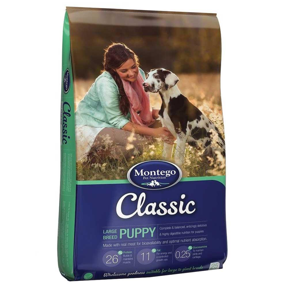 Montego Classic Puppy Large Breed