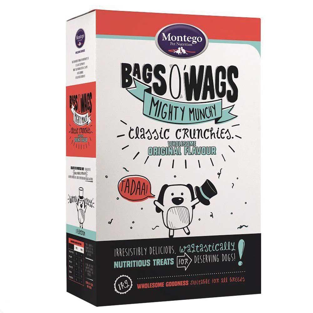 Montego Bag O' Wags Crunchies Original