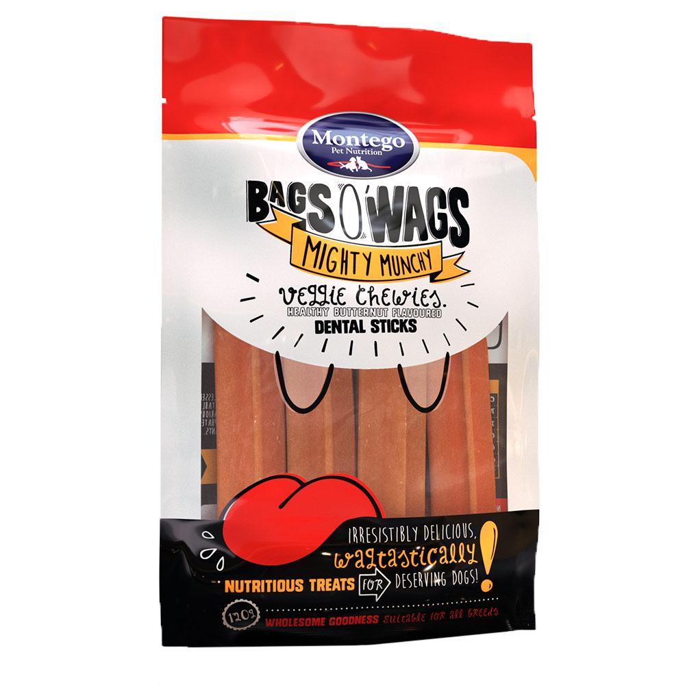 Montego Bag O' Wags Chewies Dental Sticks