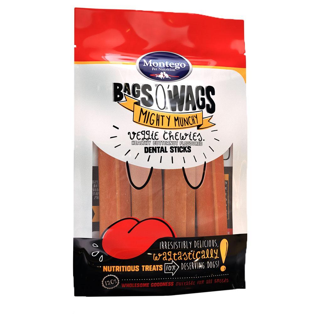 Montego Bag O' Wags Chewies Dental Sticks