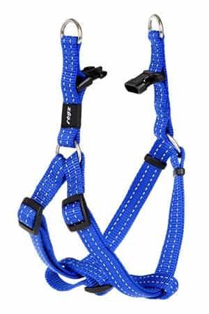 Rogz Utility Step-in Harness - Blue