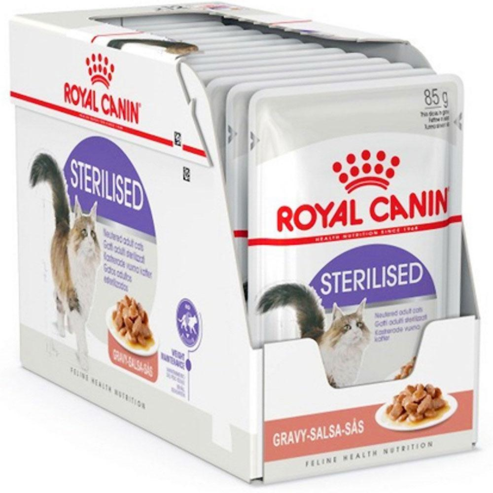 Royal Canin Feline Sterilised Cat Pouch