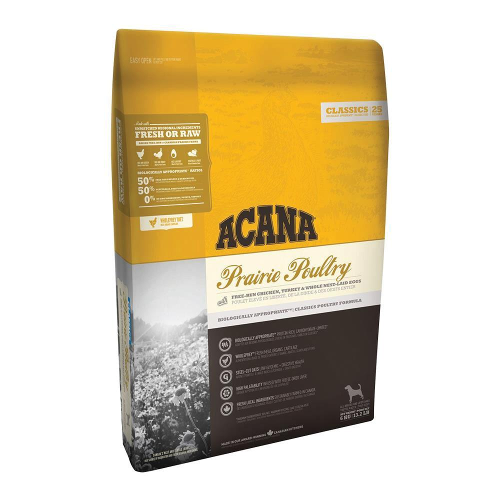Acana Classic Canine Prairie Poultry