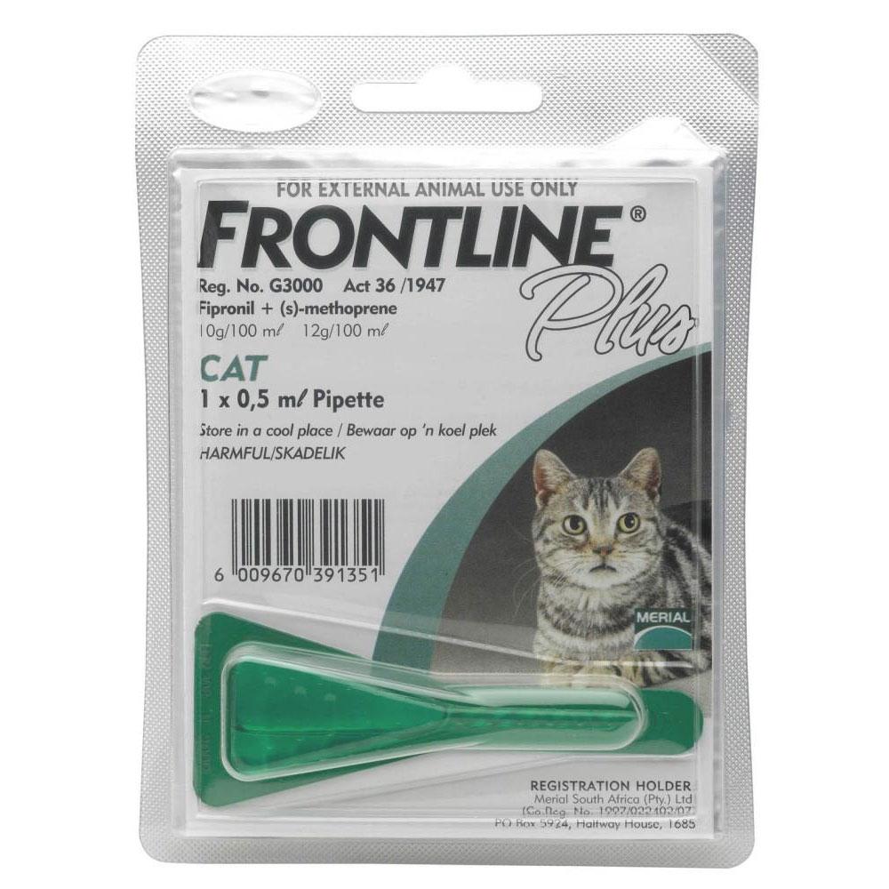 Frontline Plus - Cats Singles