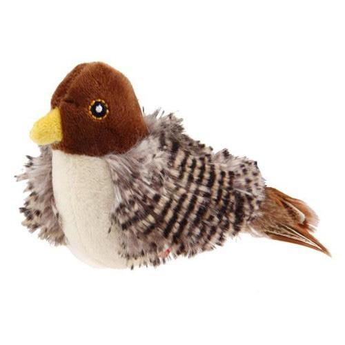Gigwi Cat Toy Melody Chaser Bird with sound