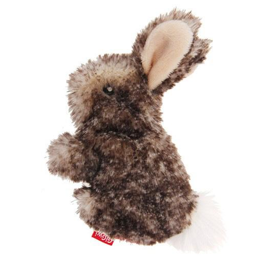 Gigwi Cat Toy Rabbit Refillable Catnip