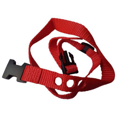 PetSafe Replacement Nylon Collar (Red) for Standard Bark Control Collar