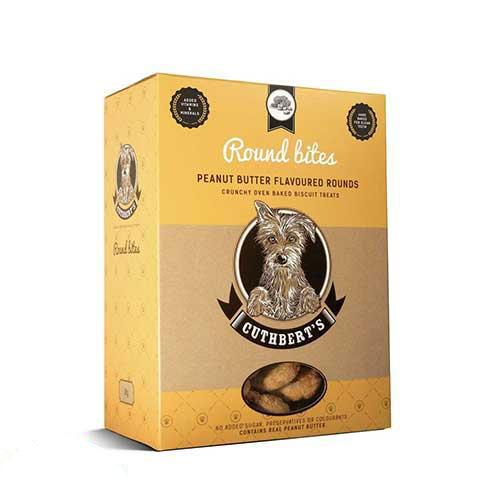 Cuthberts Peanut Butter Rounds Large