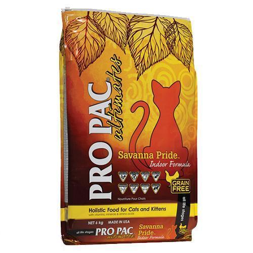PRO PAC Ultimates Savanna Pride Chicken & Peas