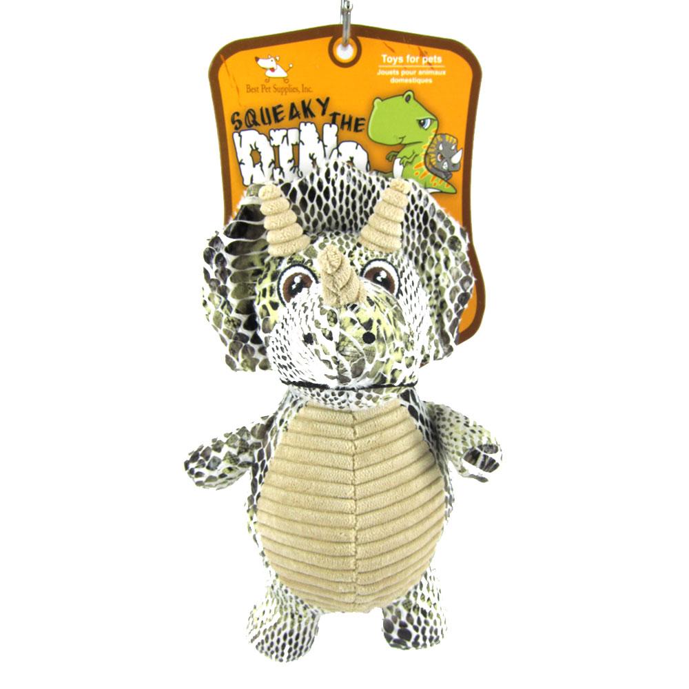 Best Pet Supplies Triceratops Dinosaur