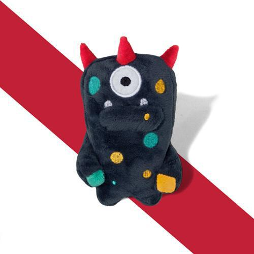 Alien Flex plush toy mini Ghim