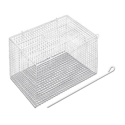 Collapsible Wire Cat Basket