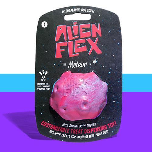 Alien Flex rubber toy Large Meteor