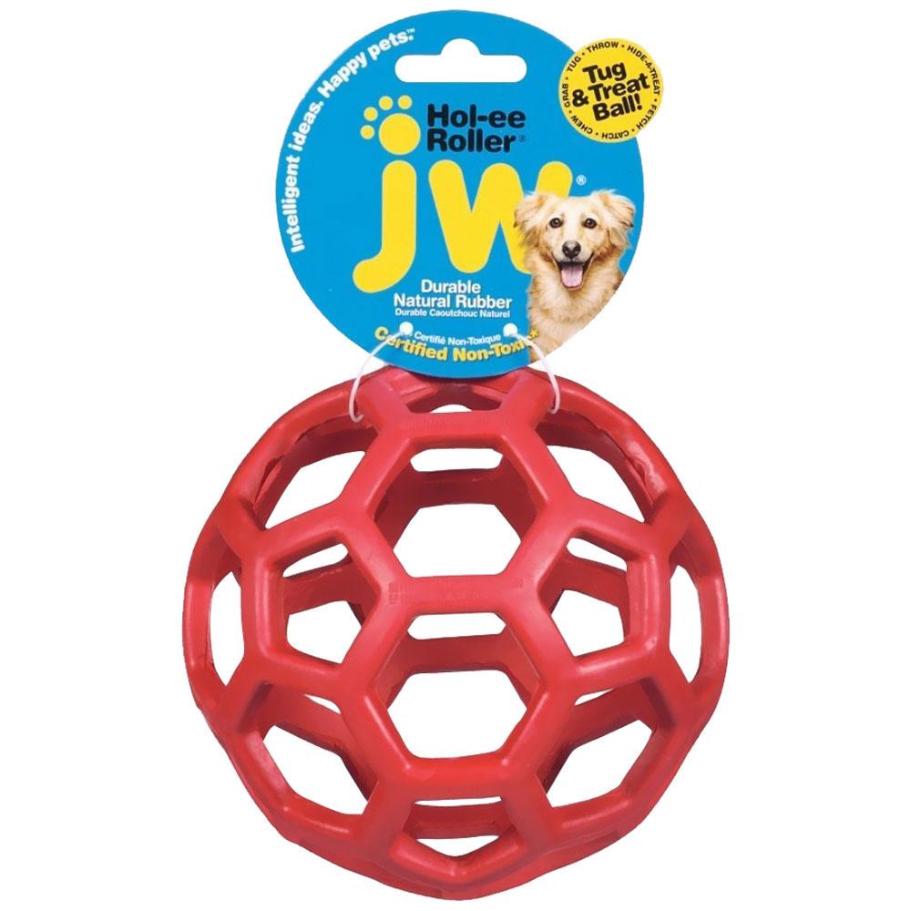 JW Pet Hol-ee Roller Dog Toy