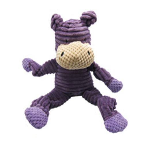 Pawz to Clawz Knot-Eaze Hippo