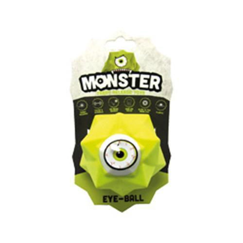 Pawz to Clawz Monster Treat Release Toy - Green - 9cm