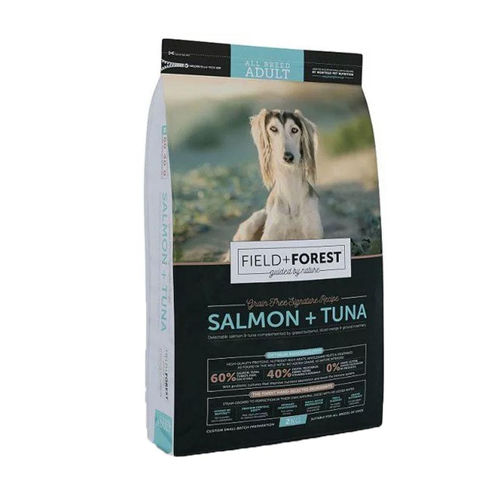 Montego Field & Forest Salmon +Tuna Adult