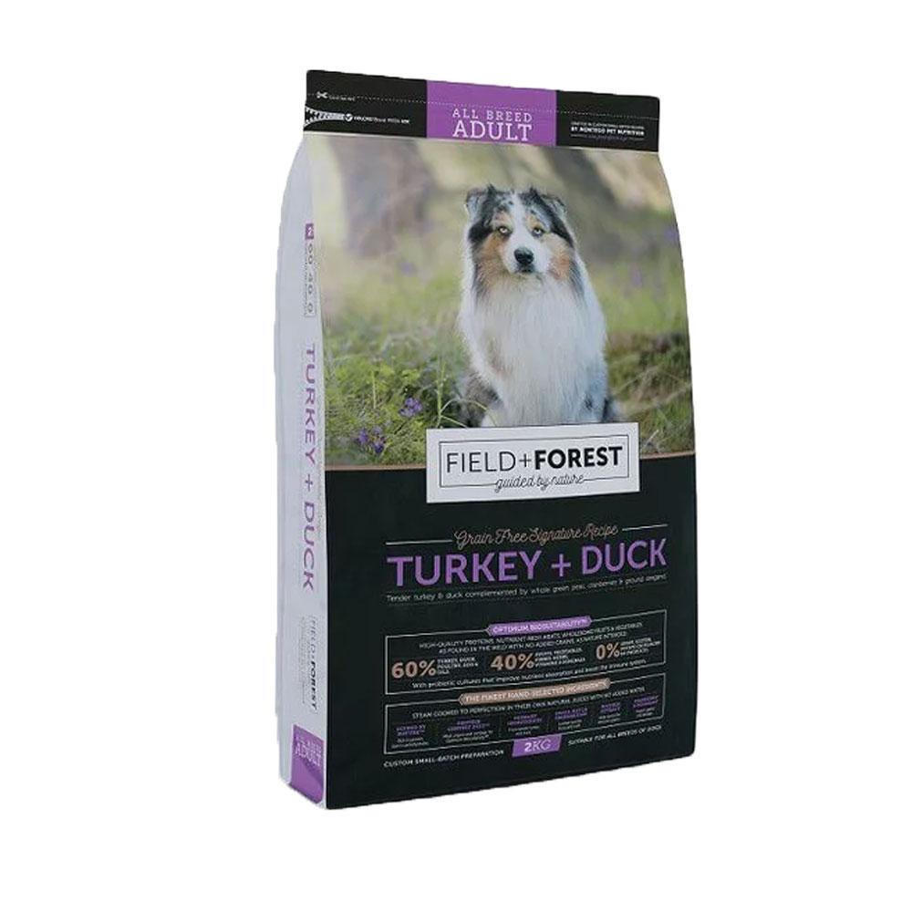 Montego Field & Forest Turkey + Duck Adult