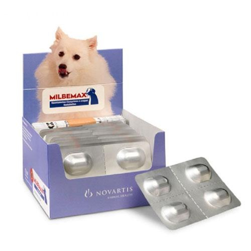 Milbemax Chew Tablet for 1 - 5 kg Dogs