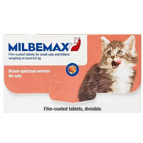 Milbemax Kitten or Small Cat