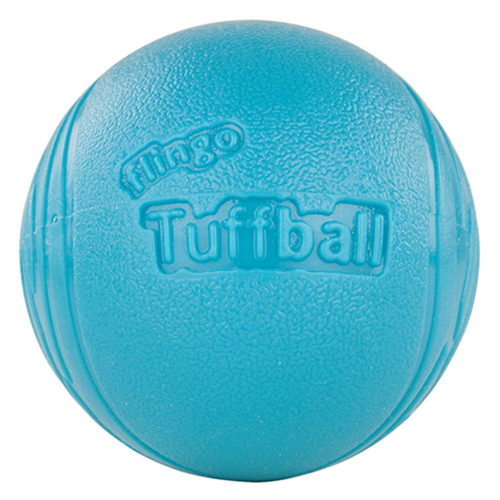 Red Dingo Tuff Ball - Blue