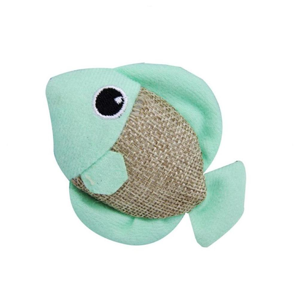 M-Pet Fish Cat Toy