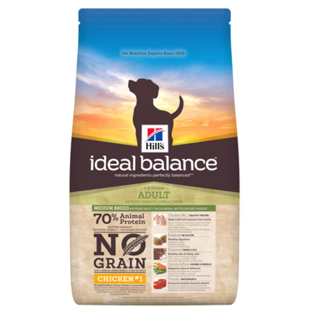 Hill's Ideal Balance Canine Adult No Grain with Chicken & Potato
